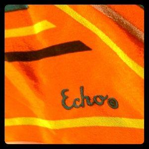 Echo 100% Pure Silk Scarf